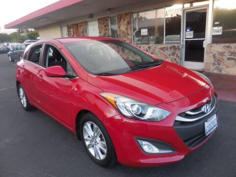 2013 Hyundai Elantra GT for sale at Auto 4 Less in Fremont CA