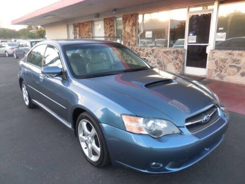 2005 Subaru Legacy for sale at Auto 4 Less in Fremont CA