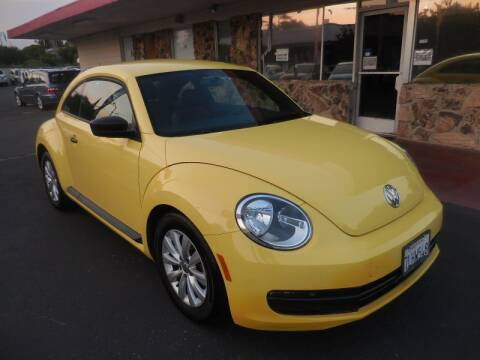 2015 Volkswagen Beetle for sale at Auto 4 Less in Fremont CA