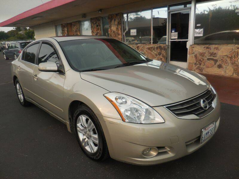 2010 Nissan Altima for sale at Auto 4 Less in Fremont CA