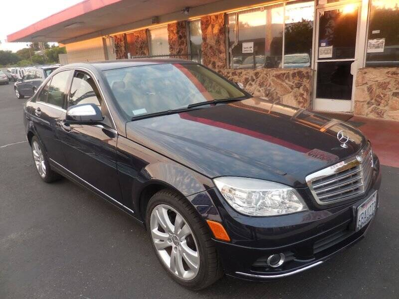 2008 Mercedes-Benz C-Class for sale at Auto 4 Less in Fremont CA