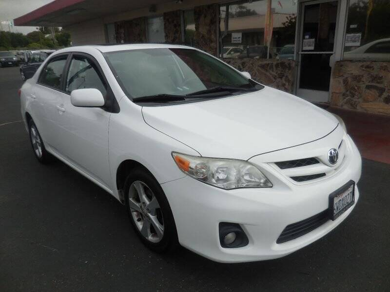 2012 Toyota Corolla for sale at Auto 4 Less in Fremont CA