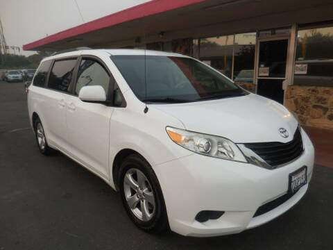 2014 Toyota Sienna for sale at Auto 4 Less in Fremont CA