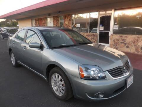 2008 Mitsubishi Galant for sale at Auto 4 Less in Fremont CA