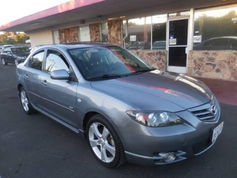 2005 Mazda MAZDA3 for sale at Auto 4 Less in Fremont CA