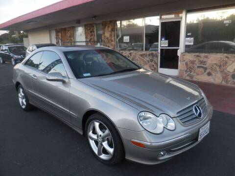 2004 Mercedes-Benz CLK for sale at Auto 4 Less in Fremont CA