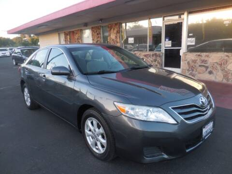2011 Toyota Camry for sale at Auto 4 Less in Fremont CA