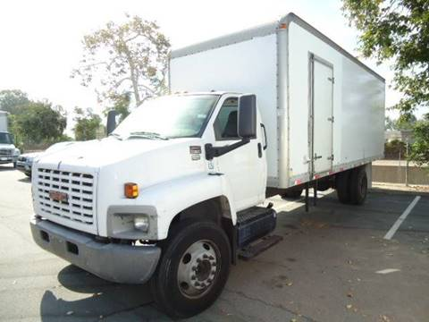 2004 GMC TOPKICK for sale in City Of Industry, CA