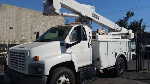 2005 Chevrolet C7500 for sale in City Of Industry CA