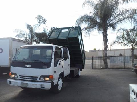2003 GMC W5500 for sale in City Of Industry, CA