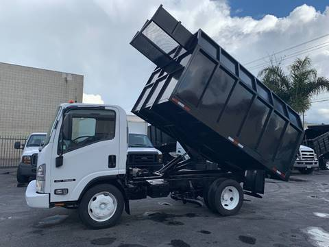 2010 Isuzu NQR for sale in City Of Industry, CA
