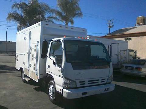 2007 GMC W4500 for sale in City Of Industry, CA