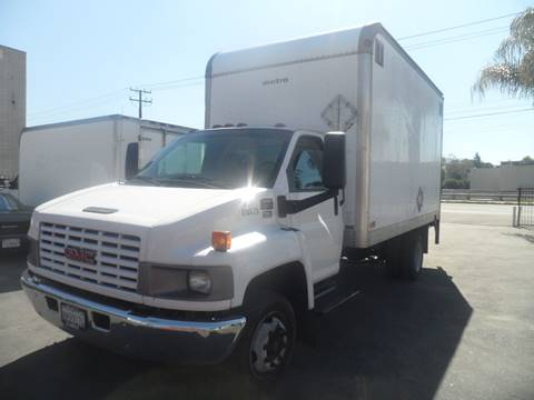 2007 GMC TOPKICK for sale in City Of Industry, CA