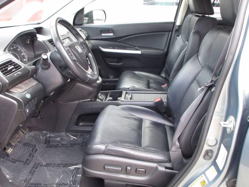 2012 Honda CR-V AWD EX-L 4dr SUV w/Navi - Saint Louis MO
