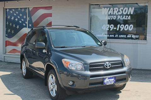 2008 Toyota RAV4 for sale in Saint Louis, MO