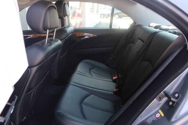 2007 Mercedes-Benz E-Class AWD E 350 4MATIC 4dr Sedan - Saint Louis MO