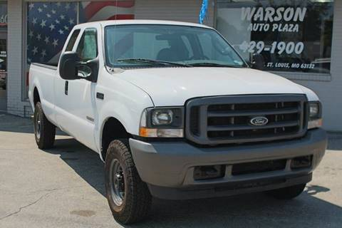 2004 Ford F-250 Super Duty for sale in Saint Louis, MO