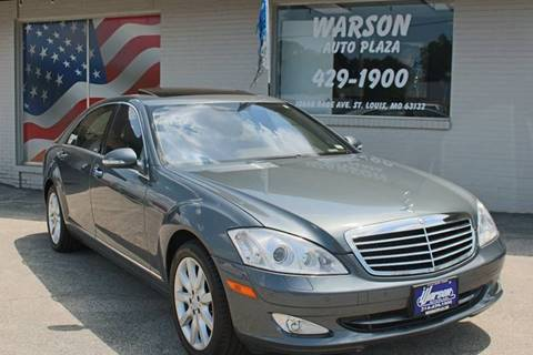 2007 Mercedes-Benz S-Class for sale in Saint Louis MO