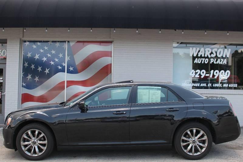2014 Chrysler 300 AWD S 4dr Sedan - Saint Louis MO