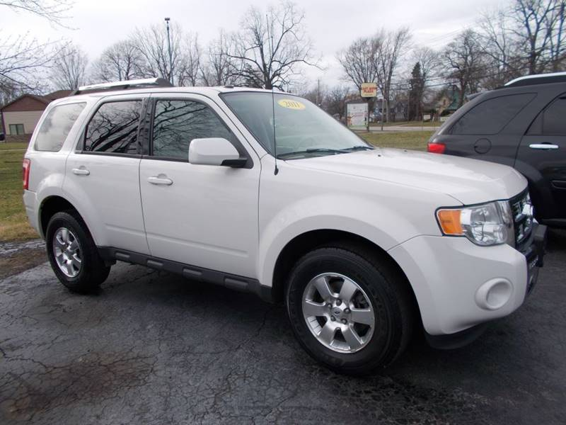 2011 Ford Escape AWD Limited 4dr SUV - Saint Louis MO
