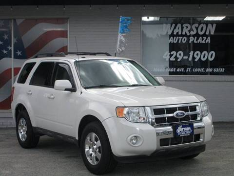 2011 Ford Escape for sale in Saint Louis MO