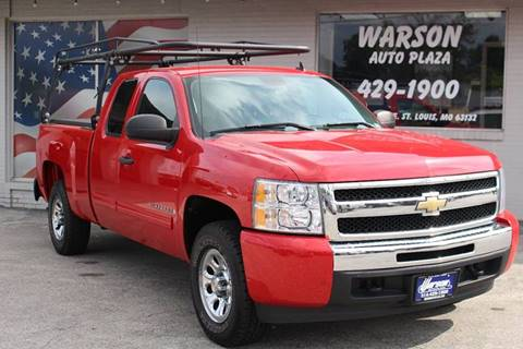 2009 Chevrolet Silverado 1500 for sale in Saint Louis, MO