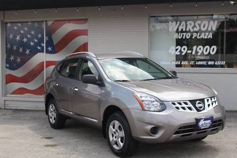 2014 Nissan Rogue Select for sale in Saint Louis MO