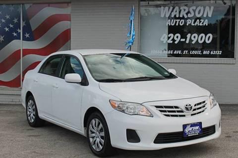 2013 Toyota Corolla for sale in Saint Louis MO