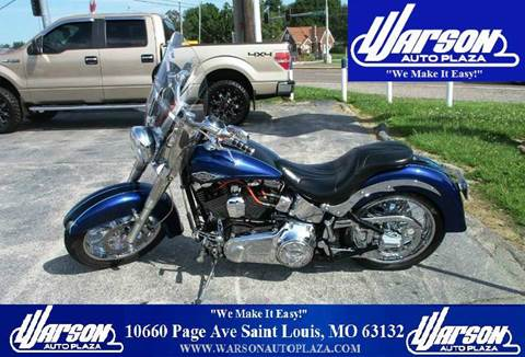 2007 Harley-Davidson Fatboy for sale in Saint Louis, MO