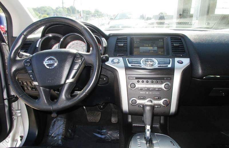 2009 Nissan Murano SL AWD 4dr SUV - Saint Louis MO