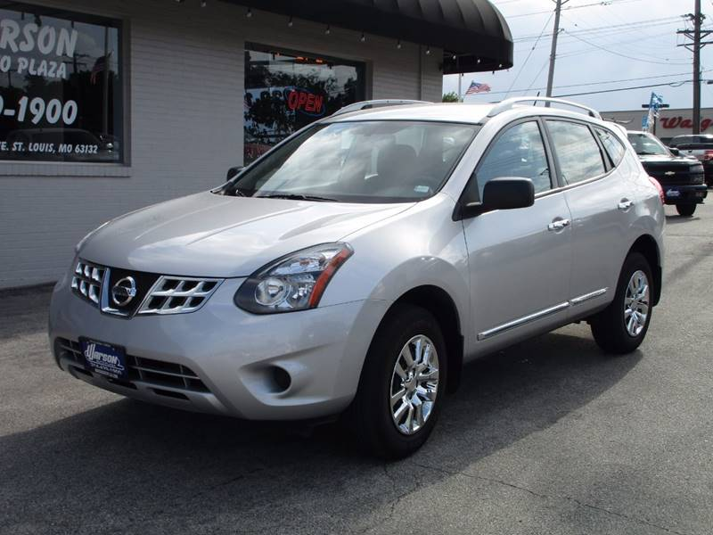 2015 Nissan Rogue Select S 4dr Crossover - Saint Louis MO