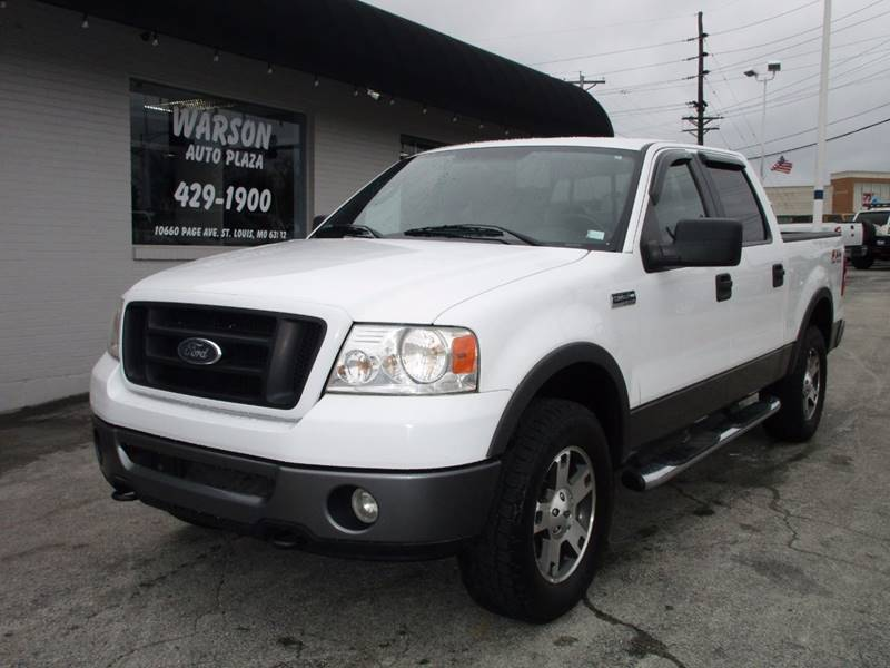 2006 Ford F-150 FX4 4dr SuperCrew 4WD Styleside 5.5 ft. SB - Saint Louis MO