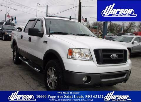 2006 Ford F-150 for sale in Saint Louis MO