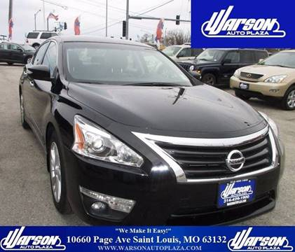 2014 Nissan Altima for sale in Saint Louis MO