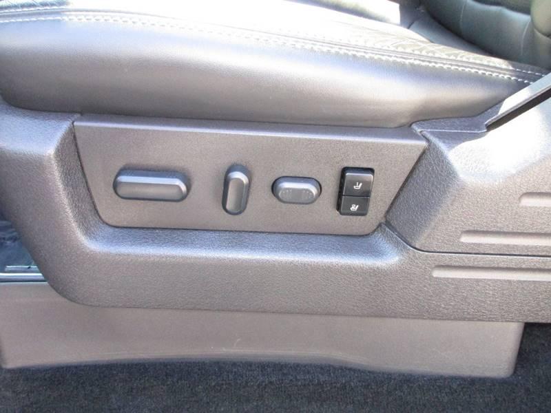2011 Ford F-150 4x4 Lariat 4dr SuperCrew Styleside 6.5 ft. SB - Saint Louis MO
