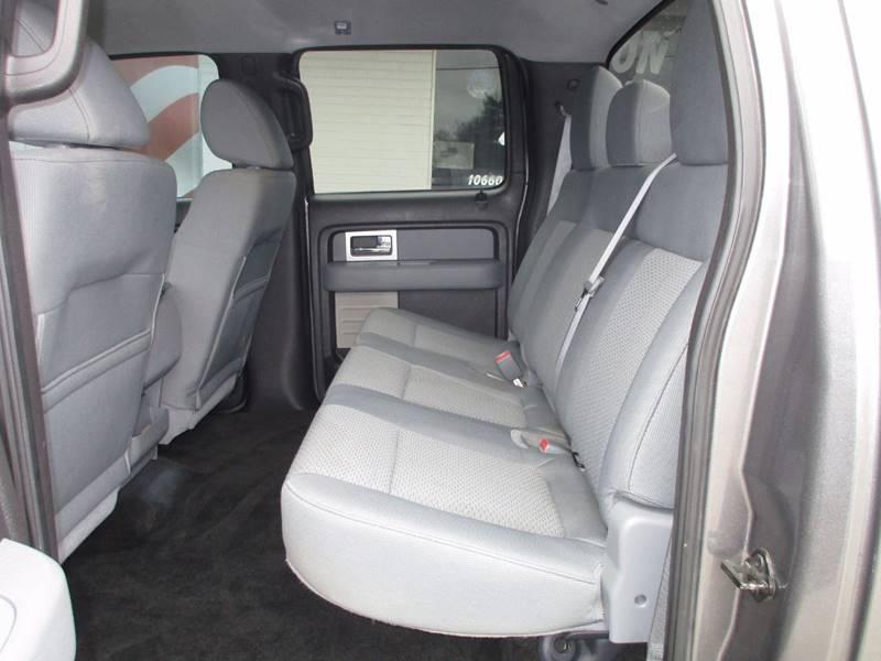 2011 Ford F-150 4x2 XLT 4dr SuperCrew Styleside 5.5 ft. SB - Saint Louis MO