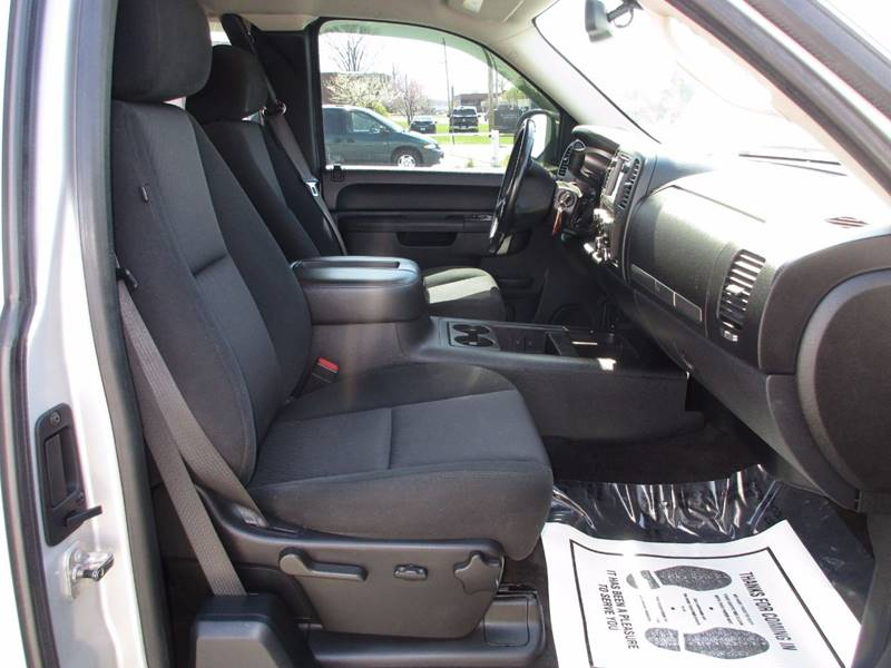 2011 GMC Sierra 1500 4x4 SLE 4dr Extended Cab 6.5 ft. SB - Saint Louis MO