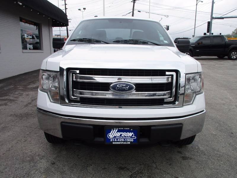 2013 Ford F-150 4x4 XLT 4dr SuperCab Styleside 6.5 ft. SB - Saint Louis MO