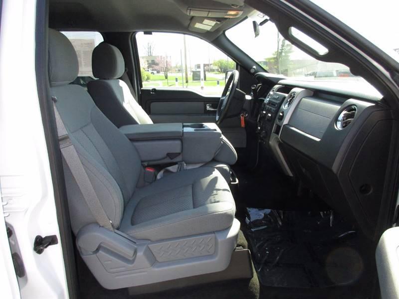 2012 Ford F-150 4x4 XLT 4dr SuperCrew Styleside 6.5 ft. SB - Saint Louis MO