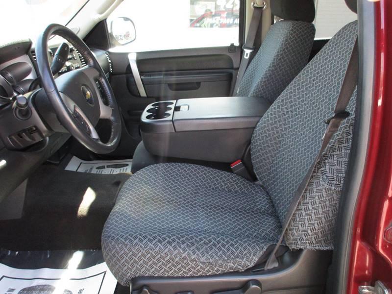 2013 Chevrolet Silverado 1500 4x2 LT 4dr Crew Cab 5.8 ft. SB - Saint Louis MO
