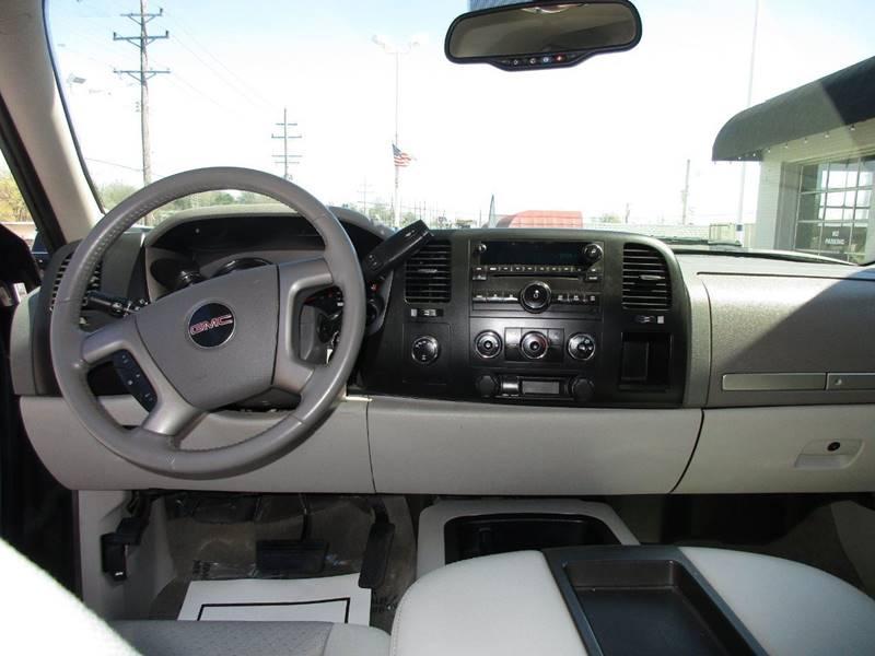2010 GMC Sierra 1500 4x4 SLE 4dr Extended Cab 8 ft. LB - Saint Louis MO