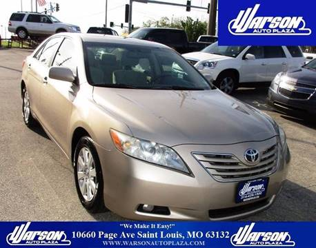 2007 Toyota Camry for sale in Saint Louis, MO
