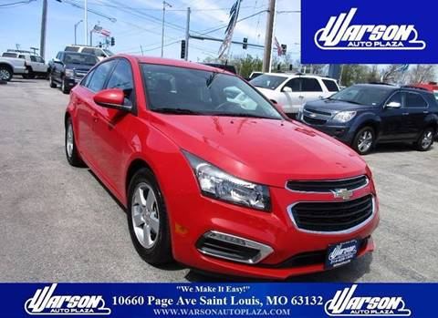 2015 Chevrolet Cruze for sale in Saint Louis, MO