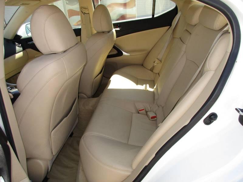 2007 Lexus IS 250 AWD 4dr Sedan (2.5L V6 6A) - Saint Louis MO