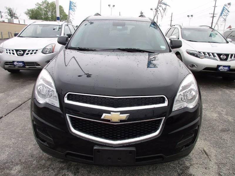 2014 Chevrolet Equinox AWD LT 4dr SUV w/1LT - Saint Louis MO