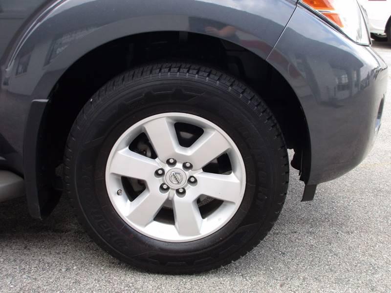 2012 Nissan Pathfinder 4x2 SV 4dr SUV - Saint Louis MO