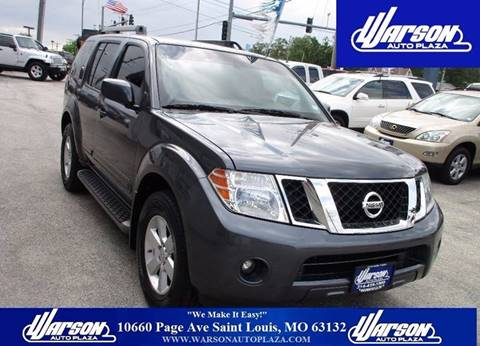 2012 Nissan Pathfinder for sale in Saint Louis, MO