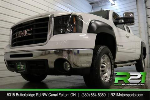 2007 GMC Sierra 2500HD for sale in Canal Fulton, OH