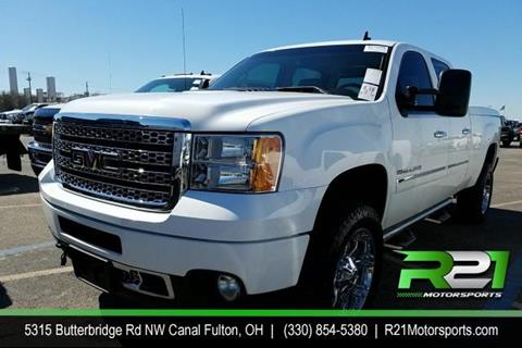 2011 GMC Sierra 2500HD for sale in Canal Fulton, OH