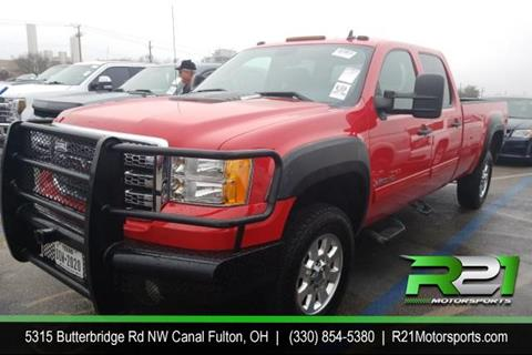 2014 GMC Sierra 2500HD for sale in Canal Fulton, OH
